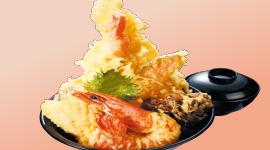 スーパー天丼