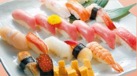 にぎり鮨(大皿)