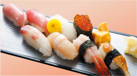 にぎり鮨(8カン)